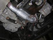 Volkswagen Caddy IV. 1.4 16V flexibilis kipufogócső csere