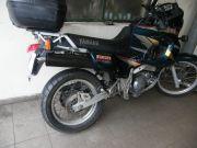 Yamaha motorkerékpár sport kipufogódob saválló díszvéggel