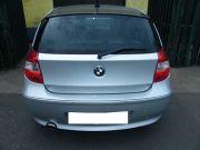 BMW 120D tuning hátsó kipufogódob rozsdamentes díszvéggel