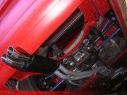 BMW drift versenyautó tuning kipufogó dobok, csövek