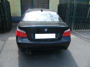 BMW E60 kipufogó optikai tuning
