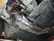 BMW E90 320D flexibilis kipufogócső kiváltás rozsdamentes tűzkarikás rezgéscsillapítóval