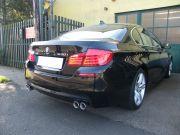 BMW F10 530i kipufogó tuning