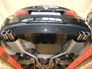 BMW F10 530i sportkipufogó dobok csövek
