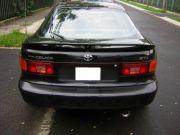 Toyota Celica hátsó kipufogó dob rozsdamentes véggel