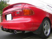 Toyota Celica kipufogó tuning