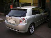 Toyota Corolla sport kipufogó