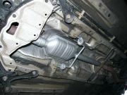 Toyota Corolla Verso D4D 2.0 turbo diesel utángyártott katalizátor csere tartozékokkal