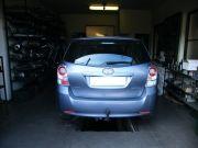 Toyota Corolla Verso kipufogó javítás, szerelés