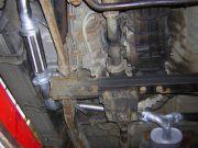 Toyota Landcruiser flexibilis kipufogó cső, összekötő cső, kipufogó dob csere