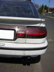 Toyota tuning kipufogó