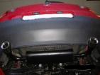 VW Gollf V sport hátsódob dupla 85-ös véggel (1)