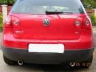 VW Gollf V sport hátsódob dupla 85-ös véggel (2)