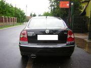 Volkswagen Passat TDi tuning kipufogó vég
