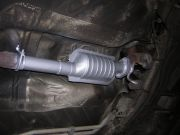 Volkswagen Sharan 1.9 PDTDi utángyártott katalizátor beépítés csatlakozóval
