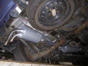 Volkswagen Sharan kipufogó dobok, csövek