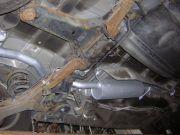 Volkswagen Sharan középső kipufogó dob összekötő csővel