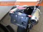 Ducati Monster V2 gyári kipufogó hang