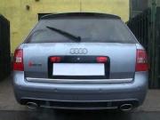 Audi RS6 4.2 V8 Biturbo sportkipufogó hang