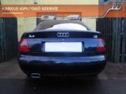 Audi A4 1.8 20V sportkipufogó hang