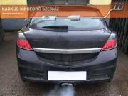 Opel Astra OPC 2.0 16V turbo tuning kipufogó hang