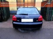 Audi A3 1.6 halk sportkipufogó hang