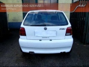 Volkswagen 1.4 Polo sportkipufogó hang