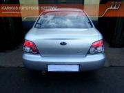 Subaru Impreza 2.0i halk sportkipufogó hang