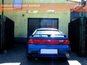 Mazda 323F sportkipufogó hang