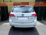 Subaru Forester 2.5i halk sportkipufogó hang