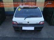 Renault Clio I halk sportkipufogó hang