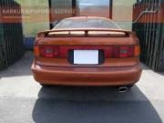 Toyota Celica 2.0 16V szolíd sportkipufogó hang
