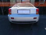 Toyota Celica 1.8 16V sportkipufogó hang