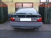 Rover 216 GTi sportkipufogó hang